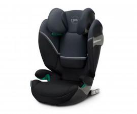 Столчета за кола за деца Cybex Solution S i-Fix, Granite black, 15-36кг 520002422