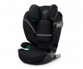 Столчета за кола за деца Cybex Solution S i-Fix, Deep black 2423, 15-36кг 520002424