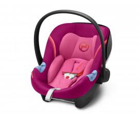 Детско столче за кола Cybex Aton M i-Size Passion pink, UK 2018, 0-13 кг. 518000086