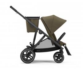 Бебешка количка за близнаци до 22 кг Cybex Gazelle S BLK, Classic Beige 520002921