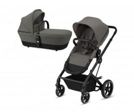 Бебешка количка с трансформиращ се кош Cybex Balios S BLK, Soho Grey 520001307