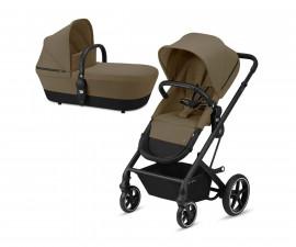 Количка за деца с трансформиращ се кош до 22 кг Cybex Balios S BLK, Classic beige 520002583