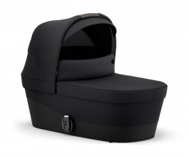 Кош за новородено бебе до 9 кг Cybex Gazelle S COT, Deep Black 520002297