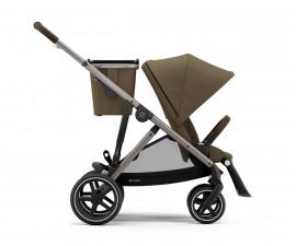 Бебешка количка за близнаци до 22 кг Cybex Gazelle S TPE, Classic Beige 520003463