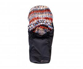 Бебешки спален термочувал за кошница за кола Cybex Aton Fashion, City Light 513401002