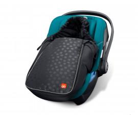 Бебешки спален термочувал за кошница за кола Cybex GB Artio, Black 616401010