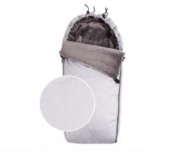 Бебешки спален термочувал за количка Baby Matex Cocoon C5, сиво 5902675050944