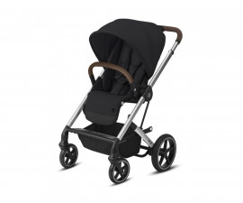 Детска количка Cybex Balios S Lux, Deep black silver 520001249