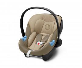 Бебешка кошница за кола Cybex Aton M i-Size, Classic Beige, 0-13 кг., 520002501