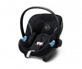 Бебешка кошница за кола Cybex Aton M i-Size, Deep Black, 0-13 кг., 520000353