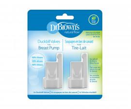 Накрайници за помпа за кърма Dr.Browns Duckbill 72239322710