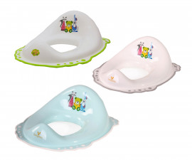 Приставка за повдигане на тоалетна чиния Cangaroo, бял, сив или син