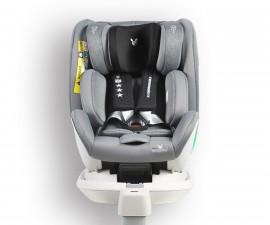 Столчета за кола за деца 0м.+ Cangaroo Commodore, светло сиво, 0-18 кг. 108209