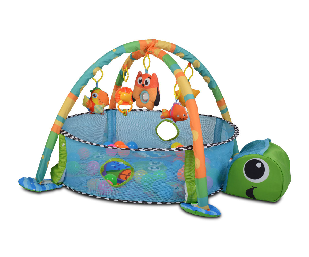 Активна гимнастика за новородено Cangaroo Sea Turtle JL629-1 107991