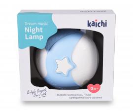 Бебешка нощна лампа проектор Kaichi Dream music, син, K999-306B 108157
