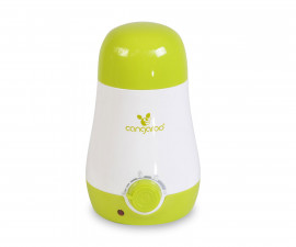 Нагревател и стерилизатор за бебешки шишета Cangaroo BabyUno, зелен DN06 108081