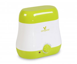 Нагревател и стерилизатор за бебешки шишета Cangaroo BabyDuo, зелен DN05 108083