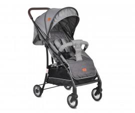 Детска количка за лятото до 15 кг Cangaroo London, сива 108225