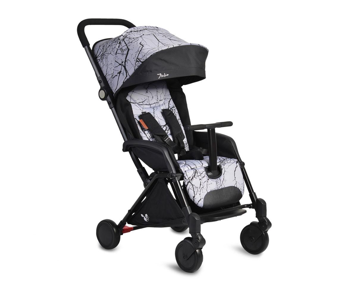 Лятна количка за деца Cangaroo Julie, бяла