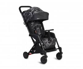Лятна количка за деца Cangaroo Julie, черна