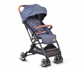 Лятна количка за деца Cangaroo Paris, деним