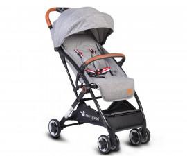Лятна количка за деца Cangaroo Paris, сива