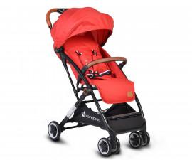 Лятна количка за деца Cangaroo Paris, червена