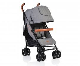 Лятна количка за деца Cangaroo Sunrise сива