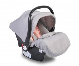 Бебешко столче за кола - кошница Moni, розово, 0-13 кг