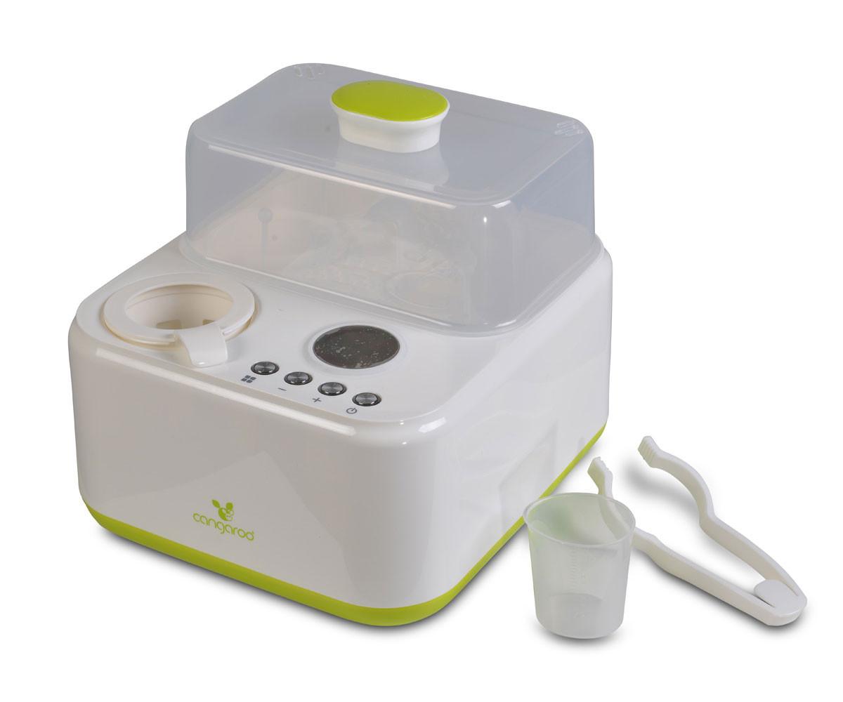 Електрически стерилизатор за бебешки шишета Cangaroo Supreme
