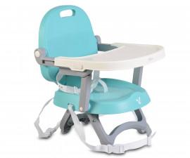 Бебешко столче за хранене с повдигаща фукция Cangaroo Papaya, тюркоаз