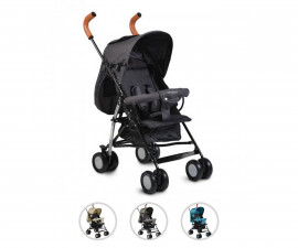 Лятна бебешка количка за деца до 15кг с подвижна облегалка Cangaroo Diamond, асортимент 106847