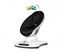 Електрическа бебешка люлка Мамару Класик в черно
