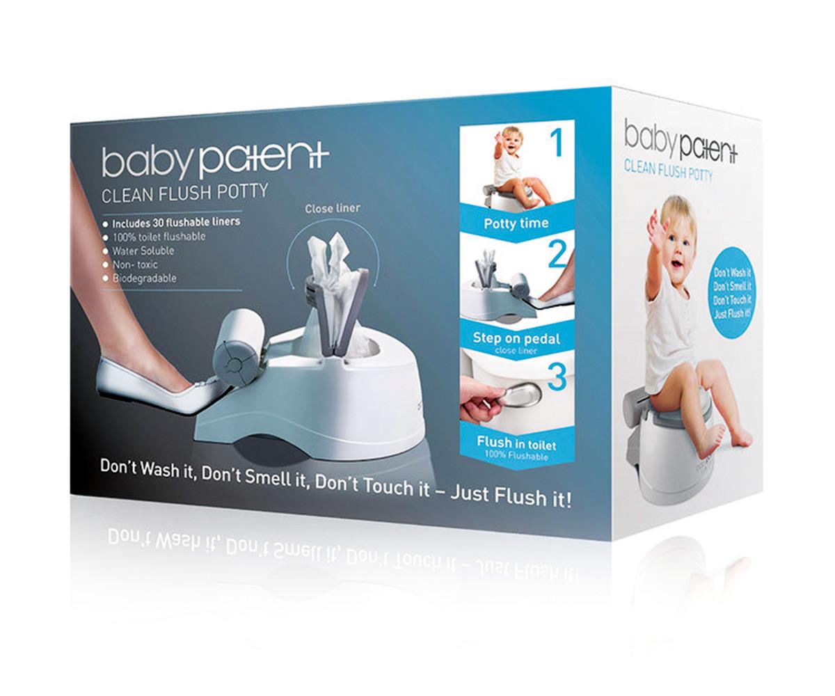 Гърнета MiniMe BabyPatent model-code 2