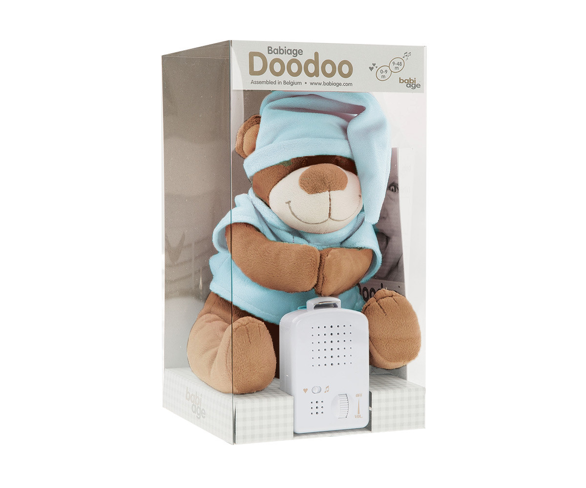 Меки играчки MiniMe Babyage Doodoo Doodoo 0102