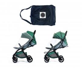 Комплект Mast M2 дъждобран, мрежа за комари, транспортна чанта