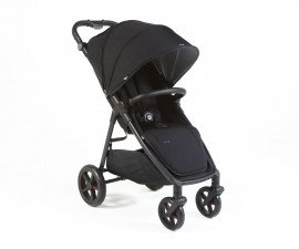 Комбинирана детска количка Mast M4 Onyx, черна MA-M4-01