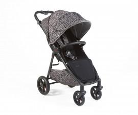 Комбинирана детска количка Mast M4 Animalier, сиво-черна MA-M4-06