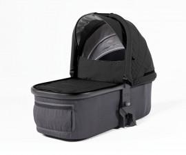 Комплект за кош за новородено за детска количка Mast4 Onyx, черен MA-CSET01/MA-CBASE