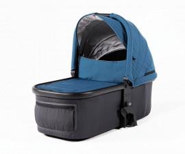 Комплект за кош за новородено за детска количка Mast4 Marine, синьо-сив MA-CSET05/MA-CBASE