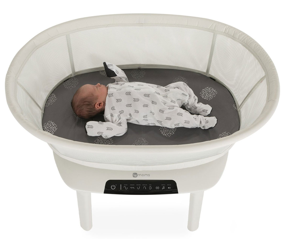 Бебешко кошче-люлка Мамару 4.0 Sleep, бреза, 0м+ 2000929
