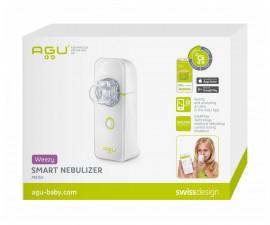 Смарт меш инхалатор за бебета и деца AGU SN10 Weezy