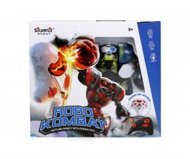 Детска играчка - робот с ДУ - Силвърлит - Робот за битки