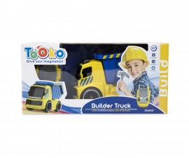 Радиоуправляем строителен камион