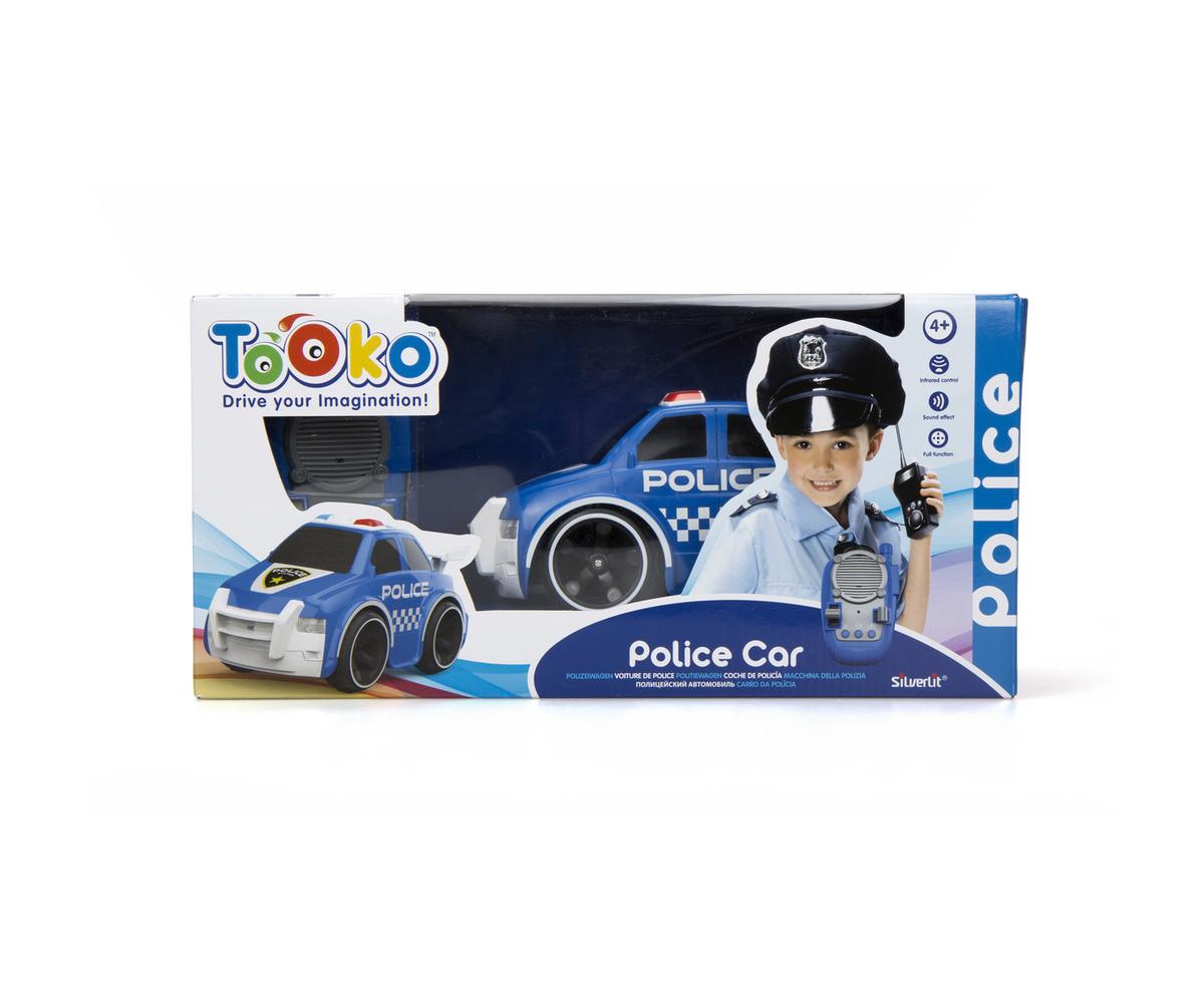 Радиоуправляема полицейска кола