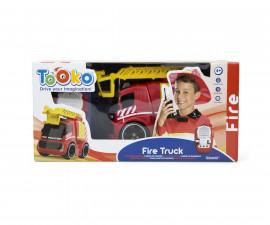 Радиоуправляем пожарникарски камион
