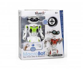 Детска играчка с дистанционно управление - Силвърлит - Макробот