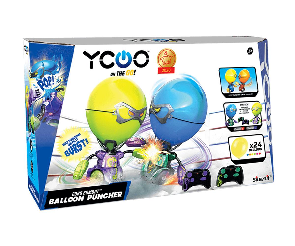 Радиоуправляем робо комбат балон, стил B Silverlit