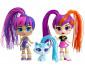 Къдрави кукли с домашни любимци Silverlit thumb 2