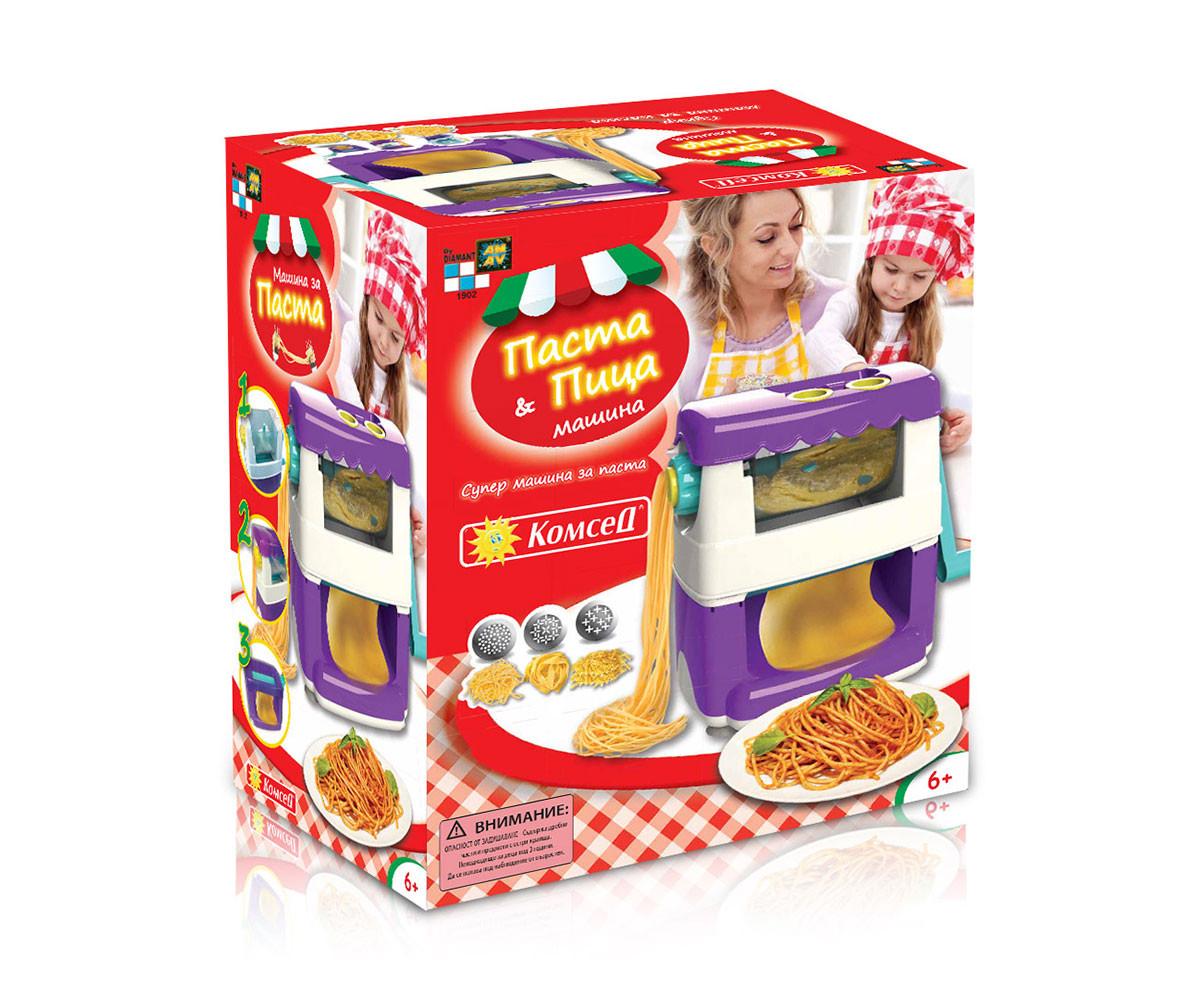 "Детска играчка ""Направи си сам"" - Парти машина за направа на паста и пица"